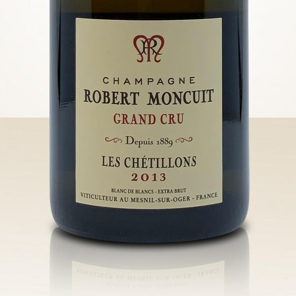 Robert Moncuit Cuvée Les Chétillons 2013