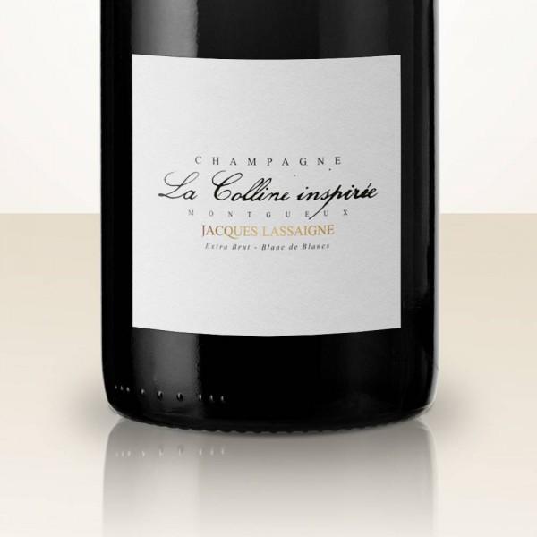 Jacques Lassaigne La Colline Inspirée - Deg. 10.2019