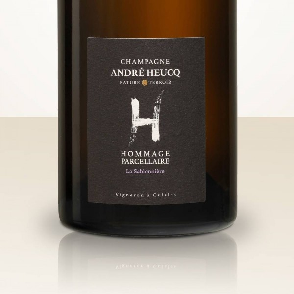 André Heucq Box of 6 HOMMAGE Parcellaire 2013+2014