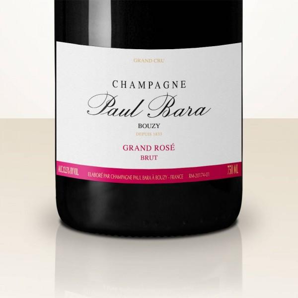 Paul Bara Brut Rosé