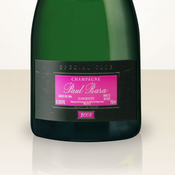 Paul Bara Special Club Rosé 2014