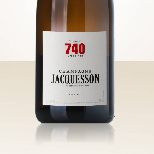 Jacquesson Extra Brut 742
