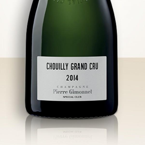 Pierre Gimonnet Chouilly Spécial Club 2014