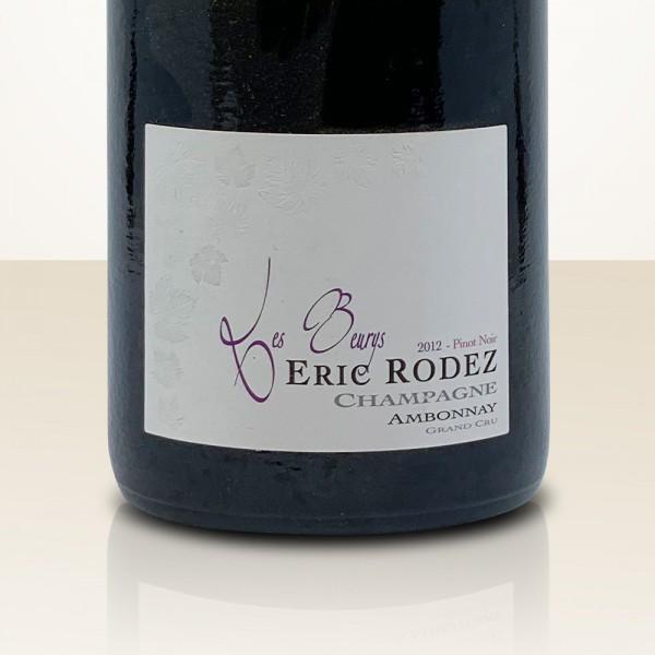 Eric Rodez Les Beurys 2012 Pinot Noir