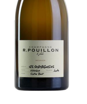 R. Pouillon Les Chataigniers Champagne Extra Brut 2016