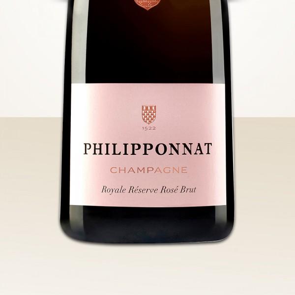 Philipponnat Royale Reserve Rosé Brut DEMI