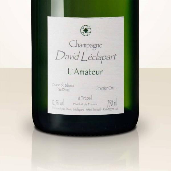 David Leclapart L'Amateur '15
