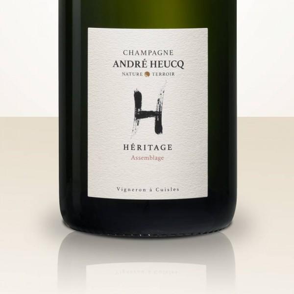 André Heucq HERITAGE Assemblage - Bio
