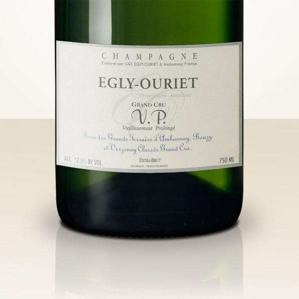 Egly-Ouriet Extra Brut V.P. - Deg. 07.2020