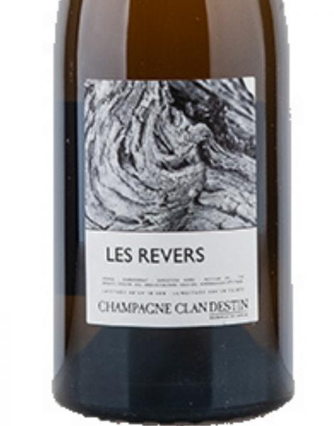 "Clandestin ""Les Revers"" Brut Nature"