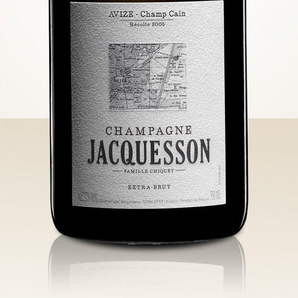"""Jacquesson Avize """"Champ Caïn"""" 2009 Magnum"""