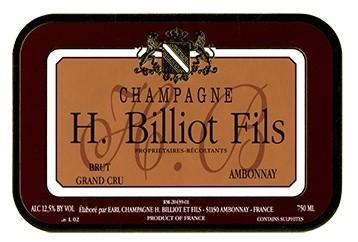 H. Billiot Brut Rosé MAGNUM