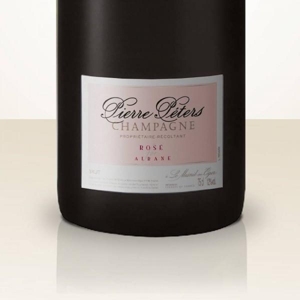 Pierre Péters Cuvée Rosé for Albane