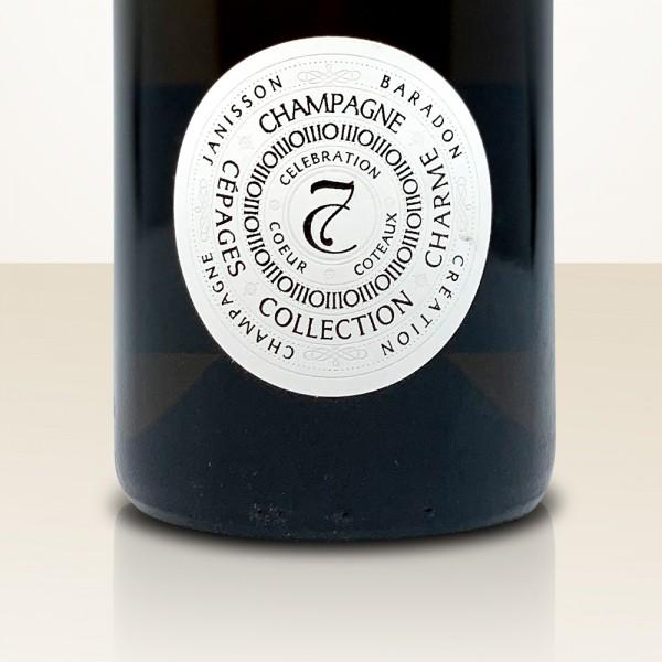Janisson-Baradon 7 Cépages Rosé