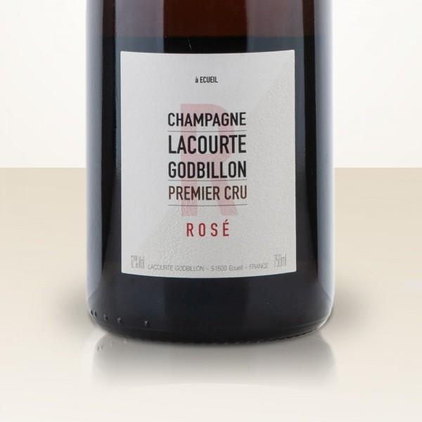 Lacourte-Godbillon Rosé Brut