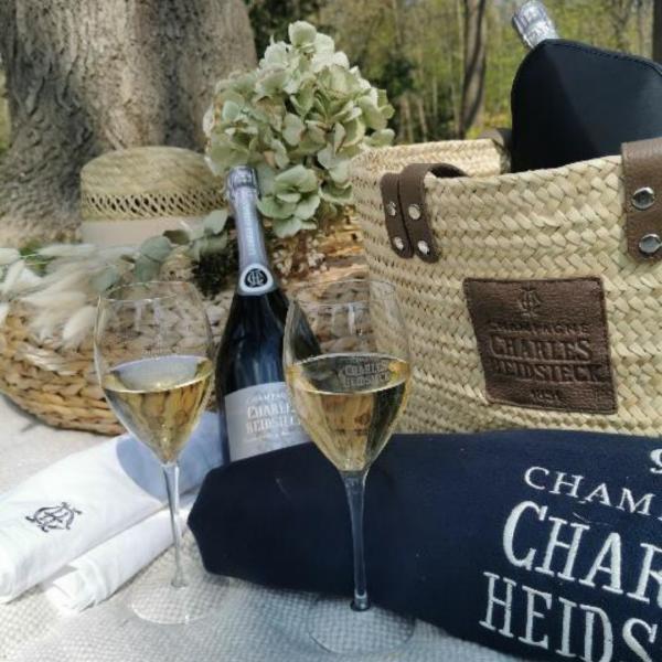 Charles Heidsieck Brut Réserve Picknick Set