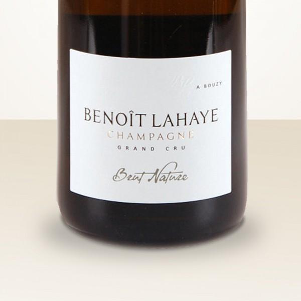 Benoît Lahaye Brut Nature