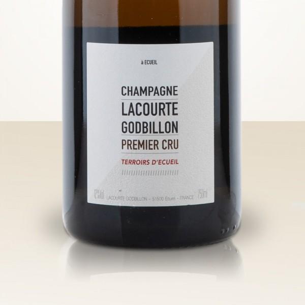 Lacourte-Godbillon Terroirs d'Ecueil Extra Brut