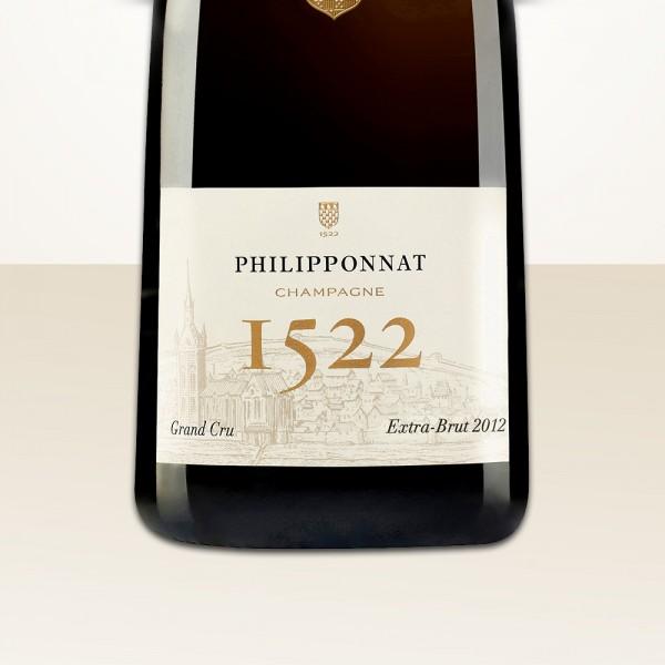 Philipponnat Cuvée 1522 Grand Cru 2012 Extra Brut