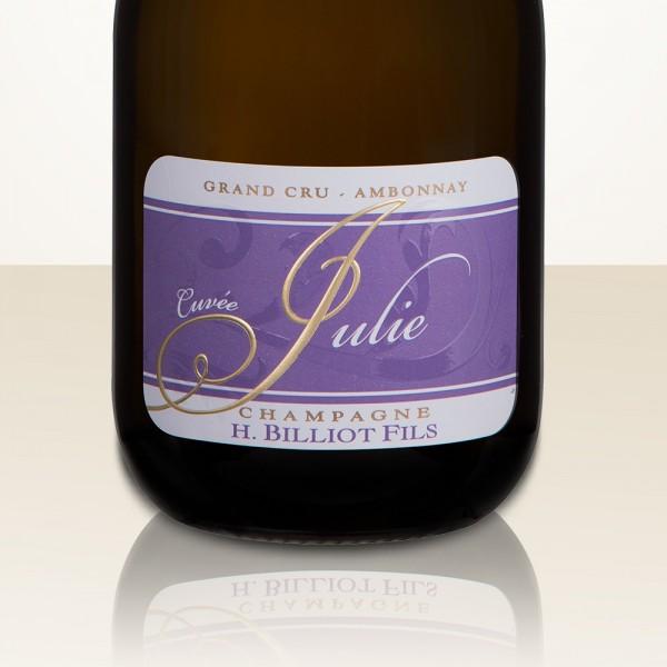 H. Billiot Cuvée Julie 2014