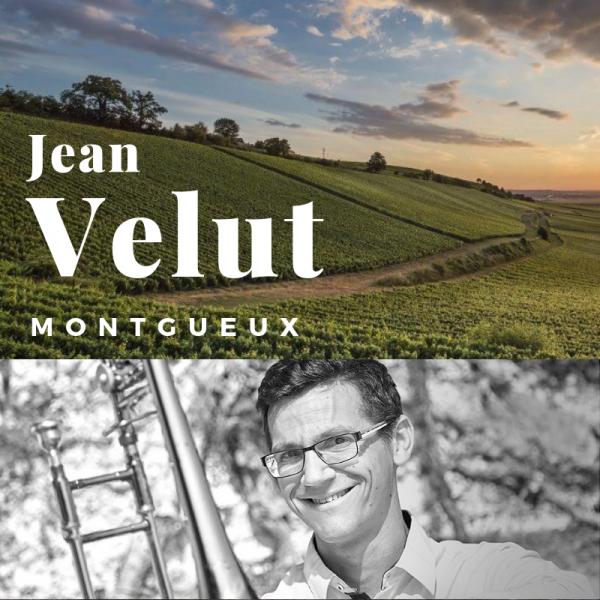 Jean Velut Winzerkarte