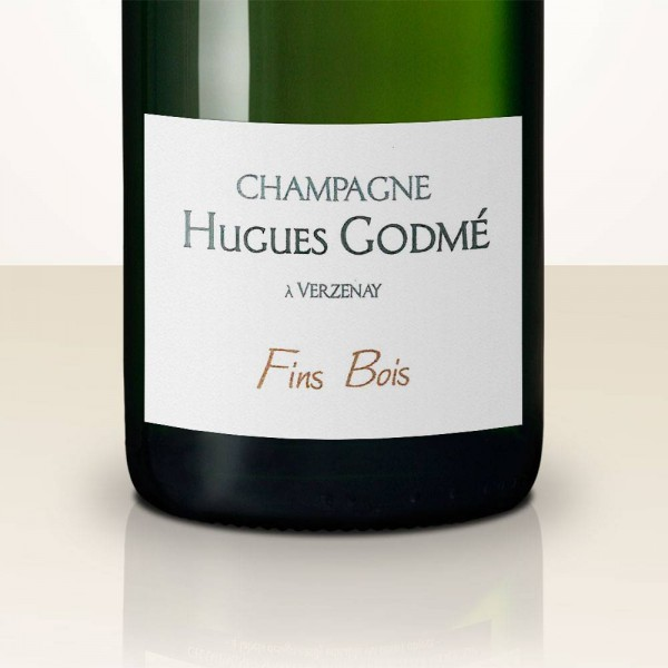 Hugues Godmé Fins Bois Extra Brut Grand Cru