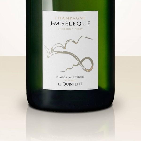 J-M Sélèque Quintette 2013 Magnum