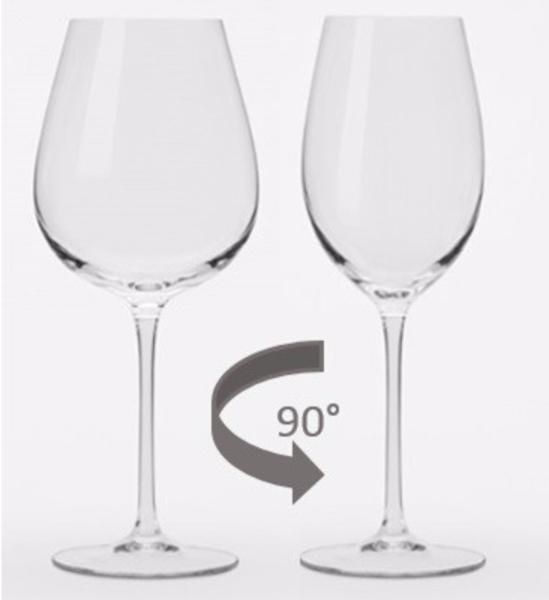 Oval liquor glass - Set of 2