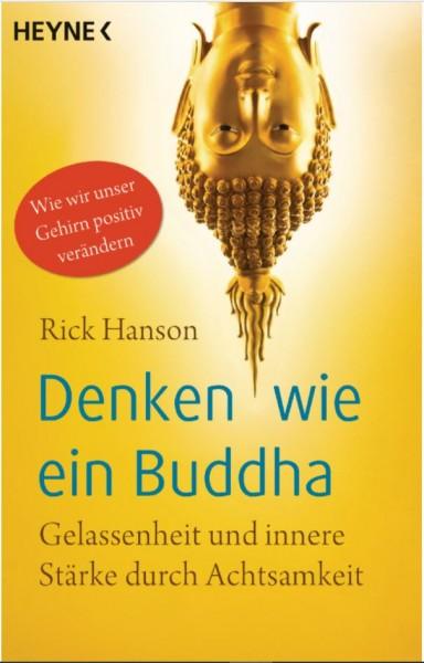 Buch Denken wie ein Buddha