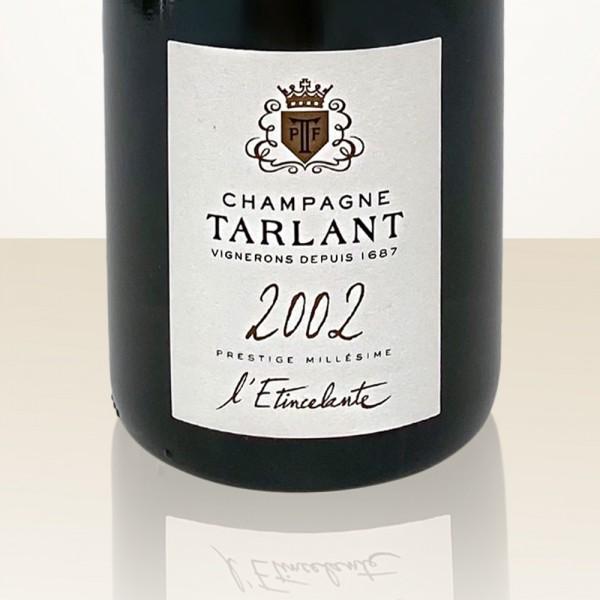Tarlant L'Étincelante 2002 - Bio