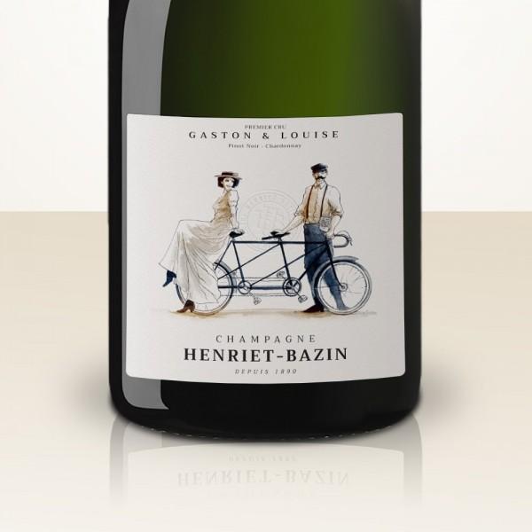 Henriet-Bazin Cuvée Gaston & Louise