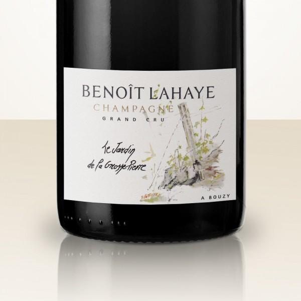 "Benoît Lahaye ""Le Jardin de la Grosse Pierre"" Brut Nature"