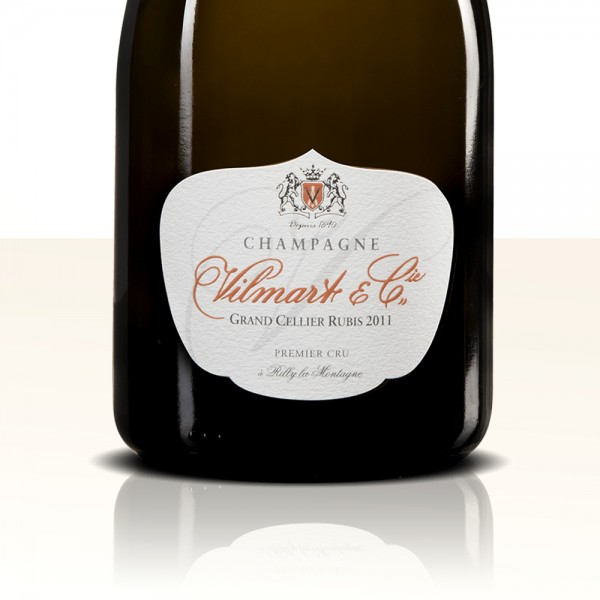 Vilmart Grand Cellier Rubis Rosé 2011