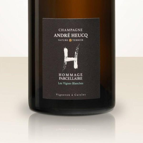 André Heucq HOMMAGE Parcellaire Les Vignes Blanches 2014
