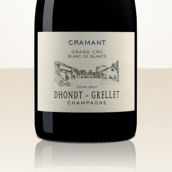 Dhondt-Grellet Cramant Blanc de Blancs Extra Brut