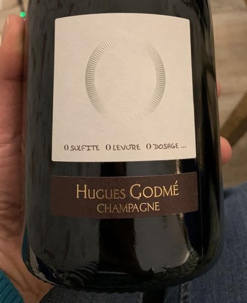 Hugues Godmé Cuvée Zero