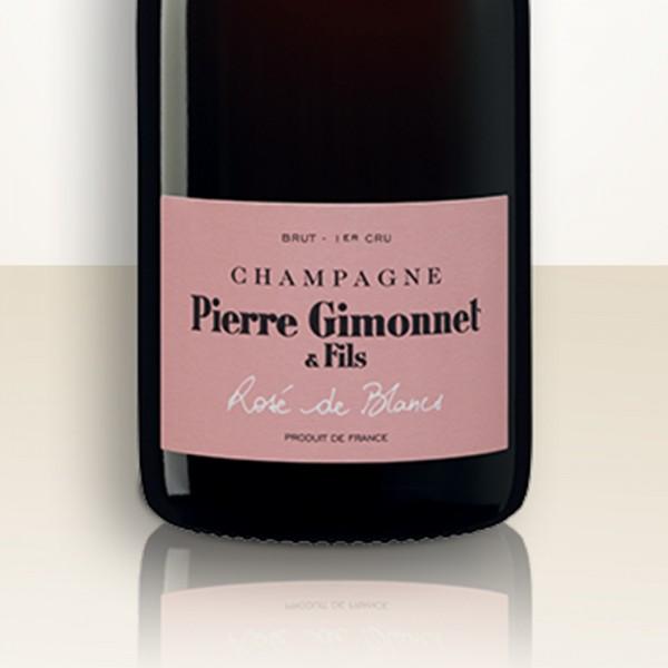 Pierre Gimonnet Rosé de Blancs MAGNUM