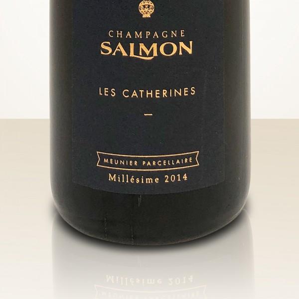 Alexandre Salmon 100% Meunier Les Catherines Millésime 2014