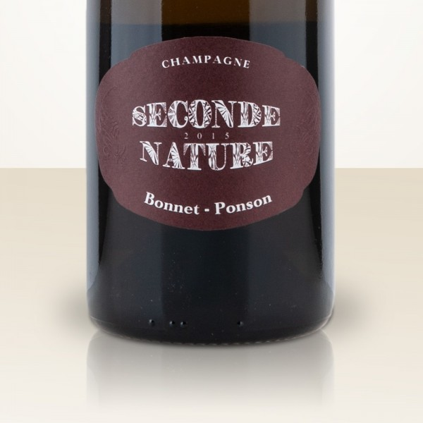 Bonnet-Ponson Seconde Nature Millésime 2015