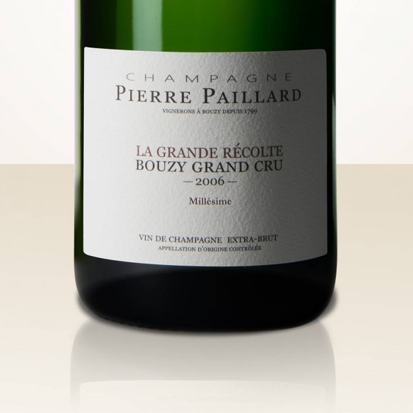 Pierre Paillard La Grande Récolte 2006