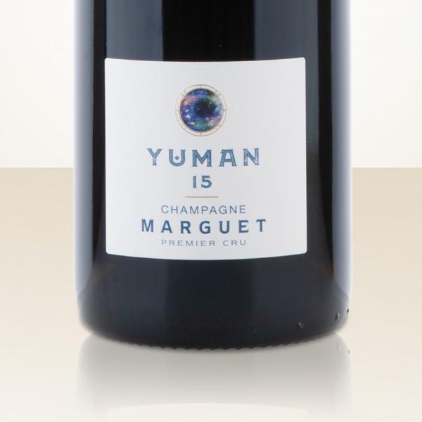 Benoit Marguet Yuman 15 Premier Cru Extra Brut